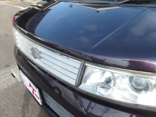 スズキ ワゴンR スティングレーDI グー鑑定車 HIDライト スマートキー