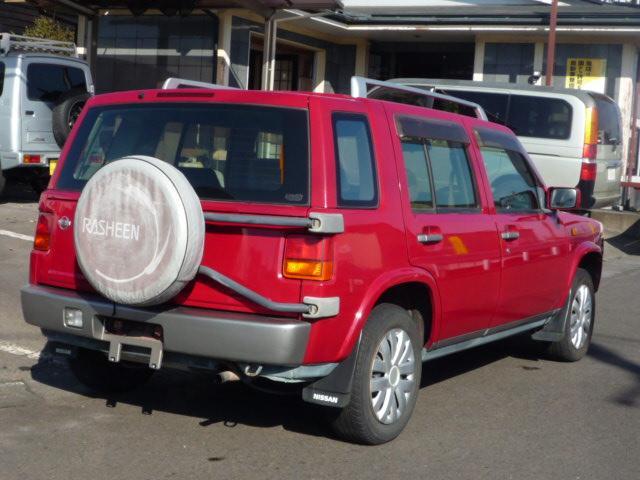 「日産」「ラシーン」「SUV・クロカン」「宮崎県」の中古車13