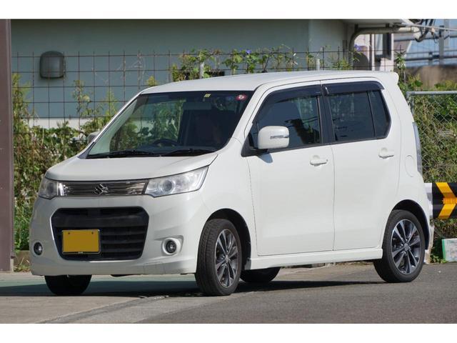「スズキ」「ワゴンRスティングレー」「コンパクトカー」「宮崎県」の中古車4