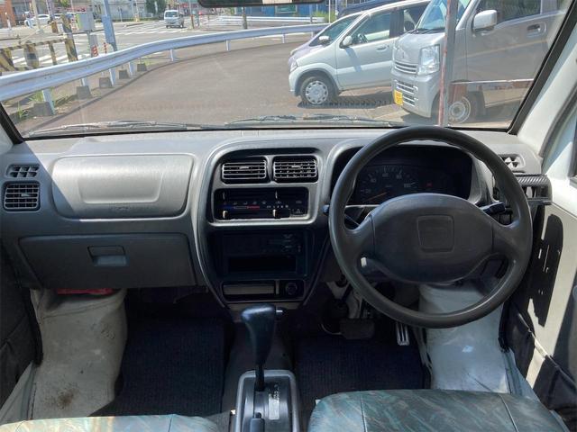 PAスペシャル AT AC 両側スライドドア 車検令和4年7月 タイミングベルト96000キロ時交換済(3枚目)