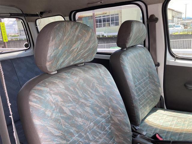PAスペシャル AT AC 両側スライドドア 車検令和4年7月 タイミングベルト96000キロ時交換済(7枚目)