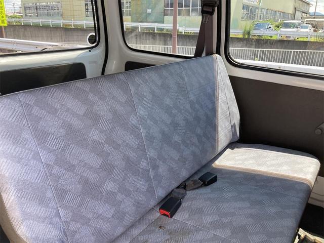 PAスペシャル AT AC 両側スライドドア 車検令和4年7月 タイミングベルト96000キロ時交換済(8枚目)