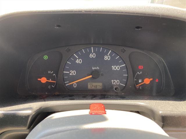 PAスペシャル AT AC 両側スライドドア 車検令和4年7月 タイミングベルト96000キロ時交換済(11枚目)