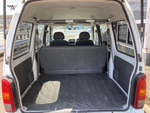 PAスペシャル AT AC 両側スライドドア 車検令和4年7月 タイミングベルト96000キロ時交換済(19枚目)