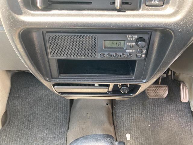 PAスペシャル AT AC 両側スライドドア 車検令和4年7月 タイミングベルト96000キロ時交換済(27枚目)