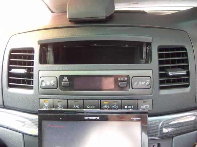 トヨタ マークIIブリット 2.5iR-S 社外19インチAW 車高調 HDDナビ