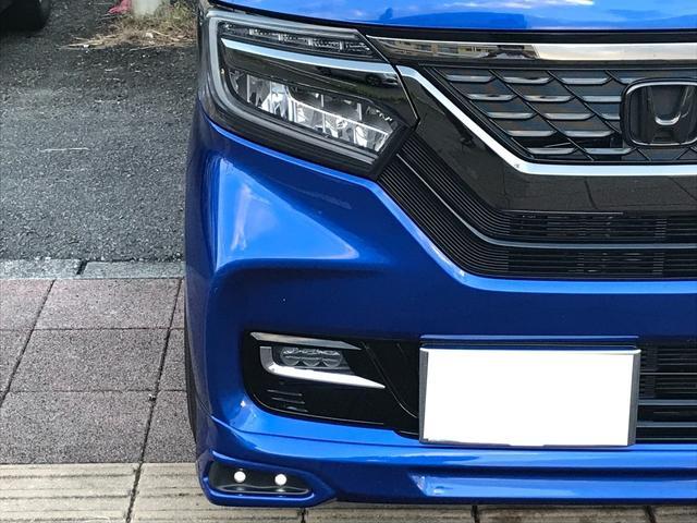G・Lターボホンダセンシング HKSマフラー・車高調・ブレーキキャリパーローター・エアロ・前後ドライブレコーダー・衝突被害軽減ブレーキサポート・両側電動スライドドア・8インチ純正ナビ・バクモニター・フルセグTV(4枚目)