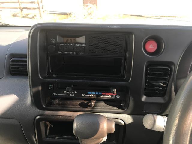 スペシャル 車検整備付き 両側スライドドア オートマ車 純正ラジオ(18枚目)