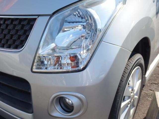 スズキ ワゴンR FXリミテッド スマートキー ETC CDオーディオ