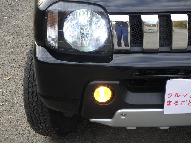 スズキ ジムニー クロスアドベンチャーXC 4WD 黒革シート SDナビ TV