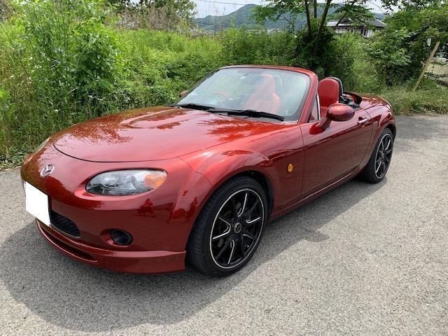 「マツダ」「ロードスター」「オープンカー」「熊本県」の中古車2