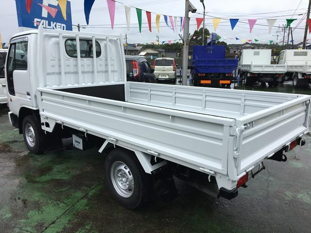 日産 アトラストラック Wキャブ 4WD 1.5t積