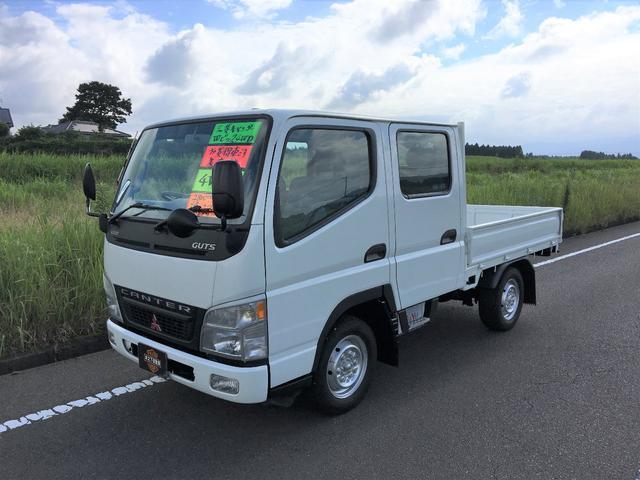 「その他」「キャンターガッツ」「トラック」「宮崎県」の中古車3