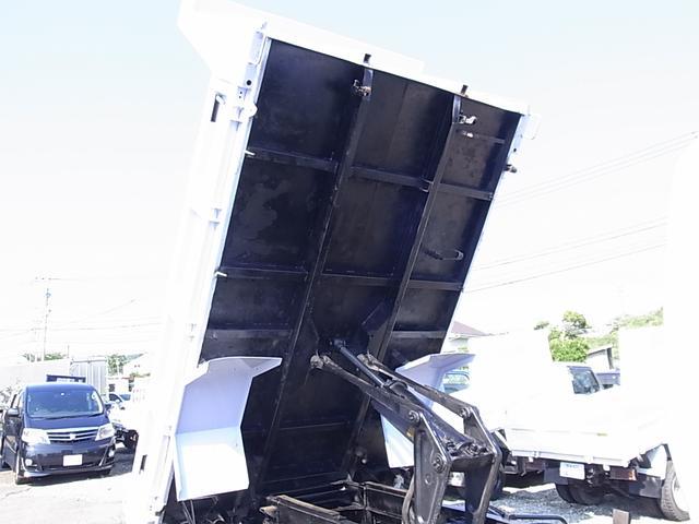 日野 ヒノレンジャー ダンプ 最大積載量3650kg 5速ミッション