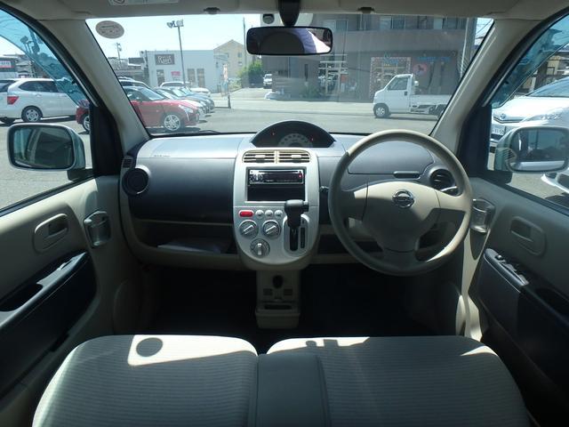 日産 オッティ S ETC キーレス ベンチシート Wエアバッグ