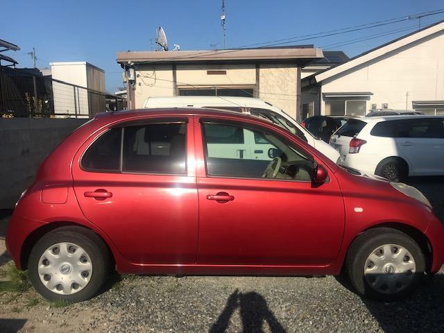 「日産」「マーチ」「コンパクトカー」「鹿児島県」の中古車4