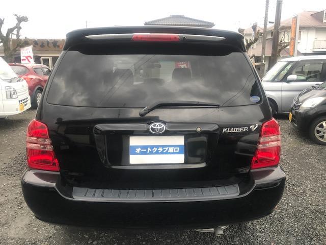 「トヨタ」「クルーガー」「SUV・クロカン」「鹿児島県」の中古車3