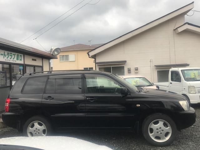 「トヨタ」「クルーガー」「SUV・クロカン」「鹿児島県」の中古車4