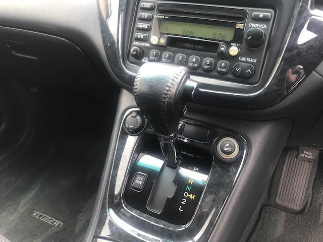 「トヨタ」「クルーガー」「SUV・クロカン」「鹿児島県」の中古車11