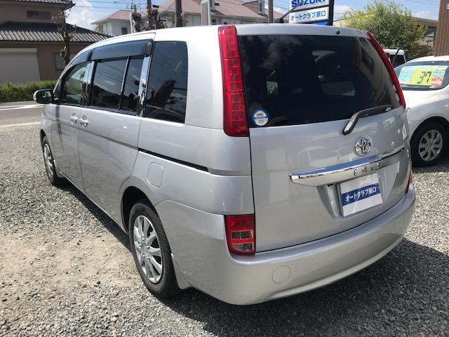 「トヨタ」「アイシス」「ミニバン・ワンボックス」「鹿児島県」の中古車8