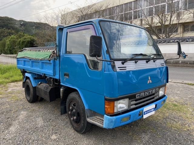 「その他」「キャンター」「トラック」「鹿児島県」の中古車6