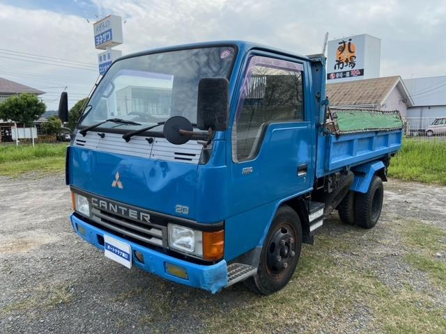 「その他」「キャンター」「トラック」「鹿児島県」の中古車7