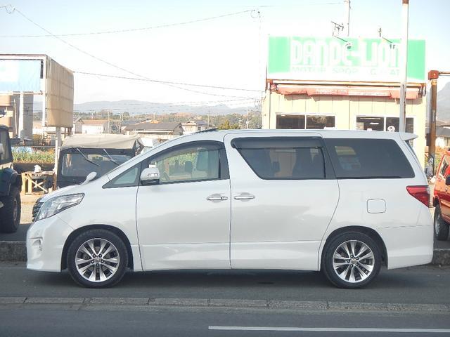 「トヨタ」「アルファード」「ミニバン・ワンボックス」「熊本県」の中古車10