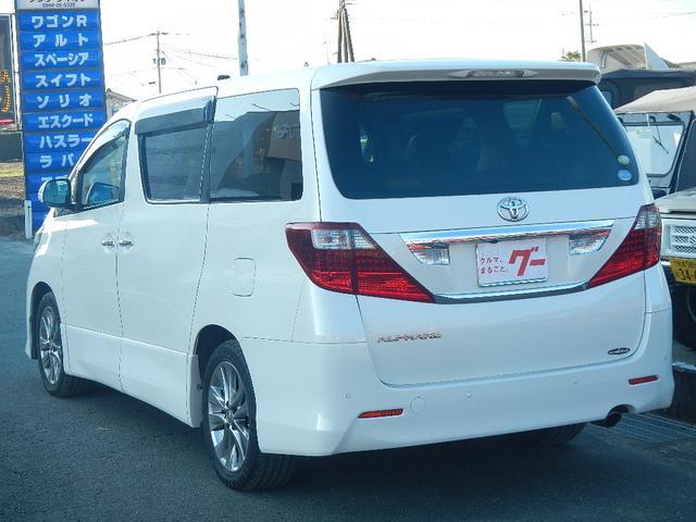 「トヨタ」「アルファード」「ミニバン・ワンボックス」「熊本県」の中古車11