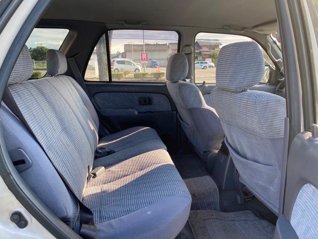 SSR-X 4WD ディーゼルターボ 社外16インチホイール タイミングベルト交換済 ナビTV(15枚目)