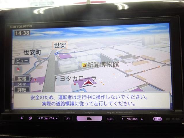 トヨタ ウィッシュ 1.8S ワンオーナー ナビ TV
