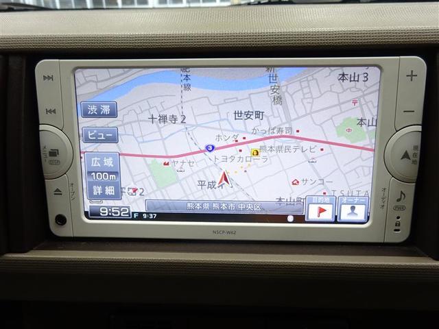 トヨタ パッソ ヨーロピアンパッケージ SDナビTV 社外アルミ