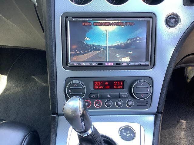 2.2JTSセレスピードディスティンクティブ 純正18インチホイール 純正黒レザーシート AT限定免許運転可能MTモード付 6セレスピードAT ナビテレビ ETC ドラレコ バックモニター(14枚目)