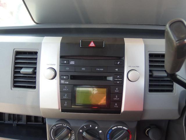 FX-Sリミテッド CDオーディオ 14インチAW(12枚目)