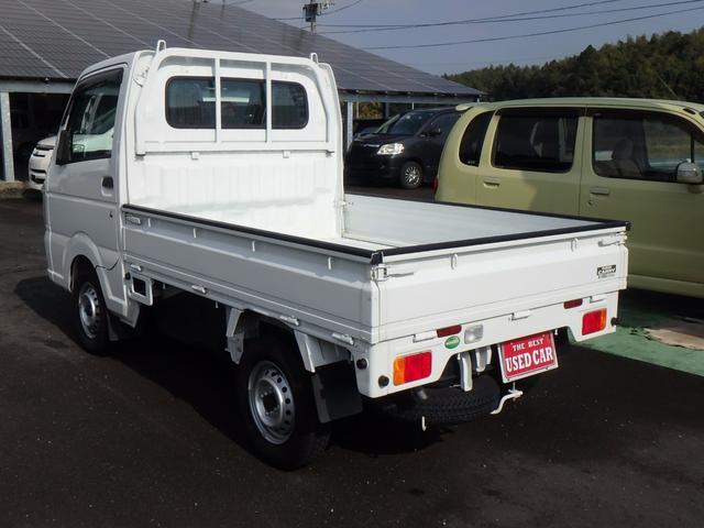 スズキ キャリイトラック KCエアコン・パワステ農繁仕様 4WD 5MT