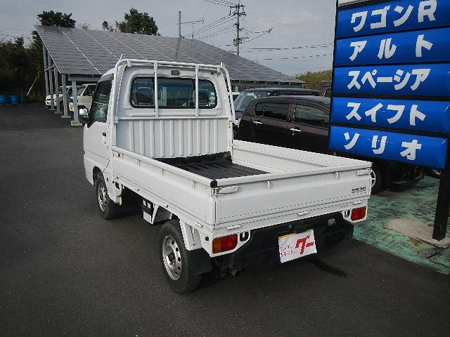 「スバル」「サンバートラック」「トラック」「鹿児島県」の中古車10