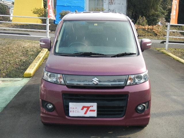 「スズキ」「ワゴンRスティングレー」「コンパクトカー」「鹿児島県」の中古車27