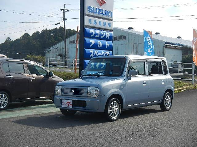 「スズキ」「アルトラパン」「軽自動車」「鹿児島県」の中古車2