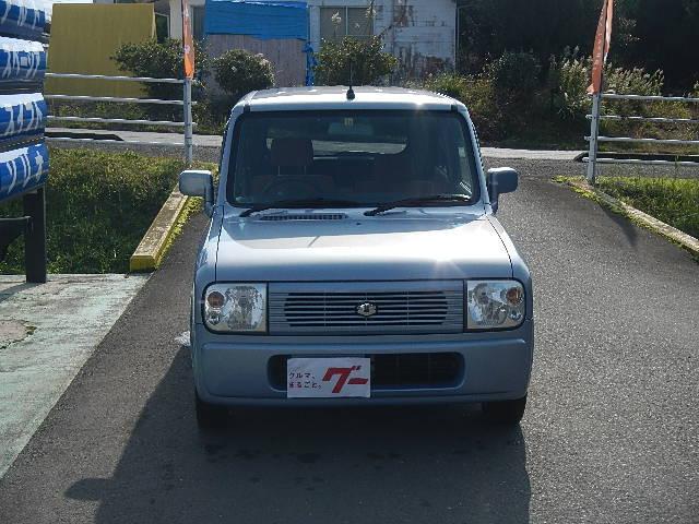 「スズキ」「アルトラパン」「軽自動車」「鹿児島県」の中古車3