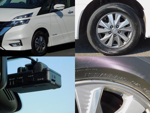 e-パワー ハイウェイスター ・ナビ・ETC・両側ハンズフリースライドドア・インテリジェントルームミラー・・アラウンドビューモニター・ドライブレコーダー・コーナーセンサー・サンシェード・15インチ純正アルミホイール(11枚目)