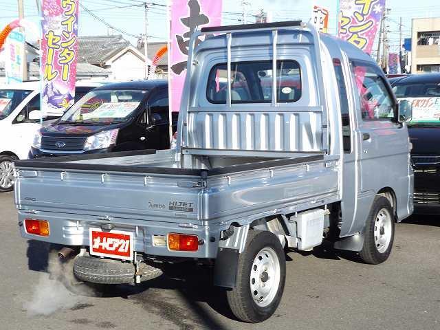 ジャンボ エアコン パワステ パワーウインド ナビ 地デジ 4WD付(3枚目)