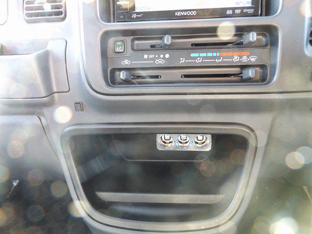 ジャンボ エアコン パワステ パワーウインド ナビ 地デジ 4WD付(16枚目)