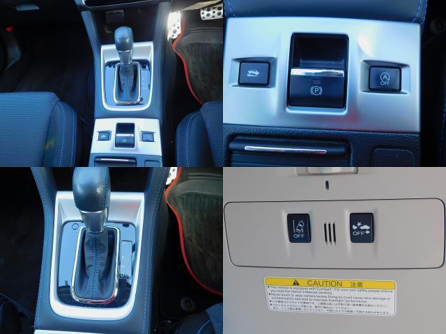 1.6GT-Sアイサイト ・ナビTV・ETC・パドルシフト・クルーズコントロール・バックカメラ・サイドカメラ・4WD・18純正アルミホイール(10枚目)