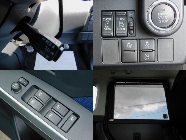 カスタムG-T ・ナビTV・両側パワースライドドア・バックカメラ・クルーズコントロール・プッシュスタート・アイドリングストップ・オートライト・オートAC・15インチ純正アルミホイール(9枚目)
