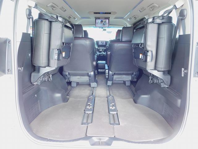2.5Z Aエディション ・純正ナビTV・ETC・両側パワースライドドア・バックカメラ・フリップダウンモニター・クルーズコントロール・助手席後席オットマンシート・100V電源・18インチ純正アルミホイール(7枚目)