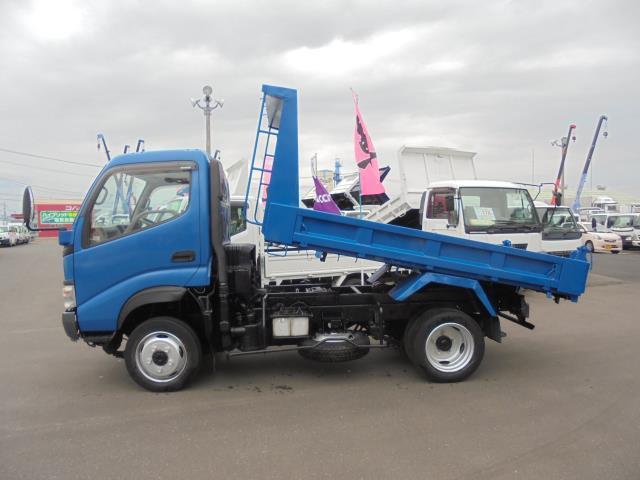高床 強化ダンプ ディーゼル 4WD 積載2000kg 1ナンバー(2枚目)