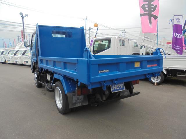 高床 強化ダンプ ディーゼル 4WD 積載2000kg 1ナンバー(3枚目)