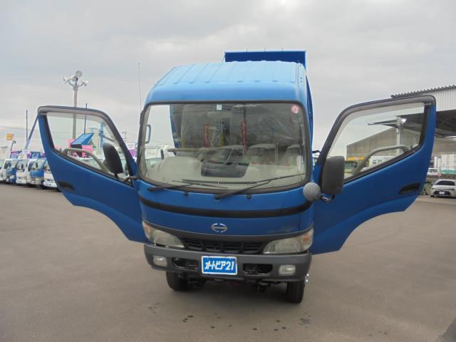高床 強化ダンプ ディーゼル 4WD 積載2000kg 1ナンバー(8枚目)