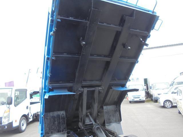 高床 強化ダンプ ディーゼル 4WD 積載2000kg 1ナンバー(16枚目)