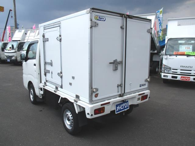 -22℃冷蔵冷凍車 東プレ冷凍機搭載 1WAY(3枚目)