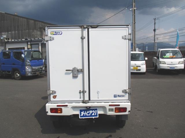 -22℃冷蔵冷凍車 東プレ冷凍機搭載 1WAY(4枚目)
